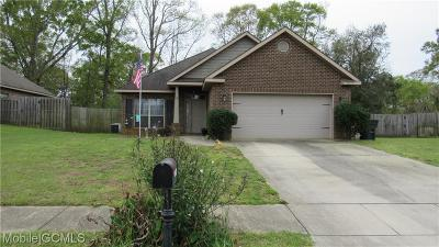 Semmes Single Family Home For Sale: 10379 Ronnie Byrd Lane S