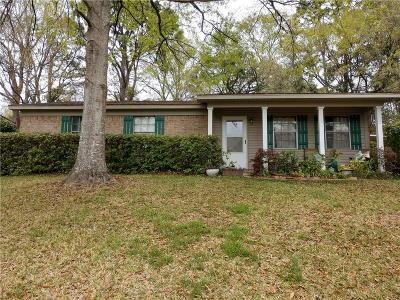 Mobile Single Family Home For Sale: 5904 Dixie Lane