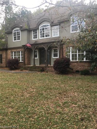 Baldwin County Single Family Home For Sale: 7371 Maureen Circle