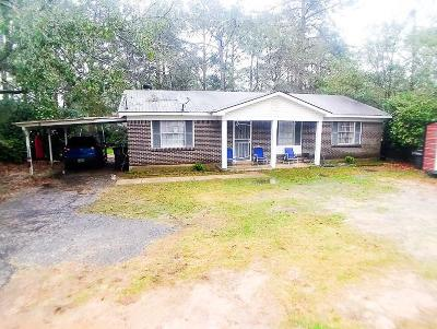 Mobile Single Family Home For Sale: 1811 Vista Bonita Drive E