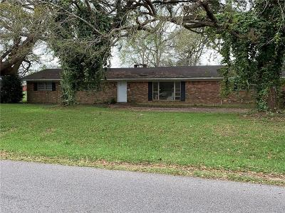 Mobile County Single Family Home For Sale: 7033 Woodside Road