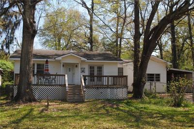 Mobile County Single Family Home For Sale: 332 Cleveland Road