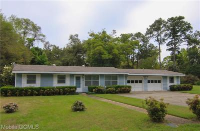 Baldwin County Single Family Home For Sale: 900 Dauphine Circle