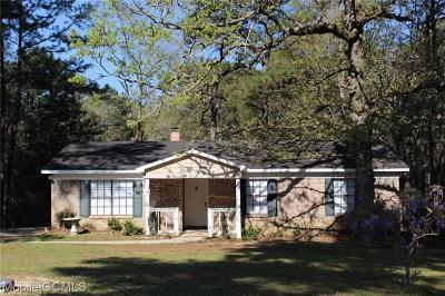 Semmes Single Family Home For Sale: 1859 Ranch House Drive
