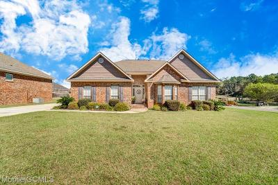 Single Family Home For Sale: 7130 Pierson Drive