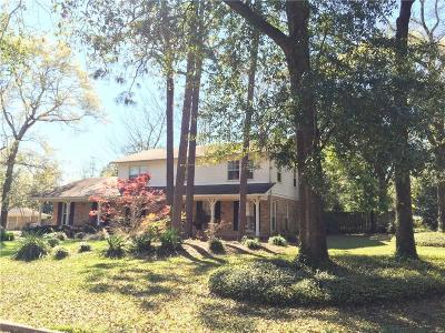 Mobile Single Family Home For Sale: 900 Regents Drive W