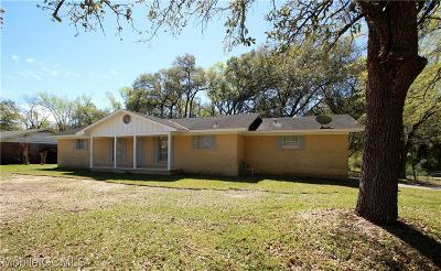 Mobile County Single Family Home For Sale: 321 Third Avenue