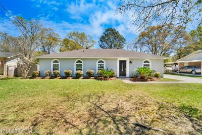 Mobile County Single Family Home For Sale: 440 Scott Drive