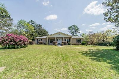 Single Family Home For Sale: 1155 Walter Smith Road