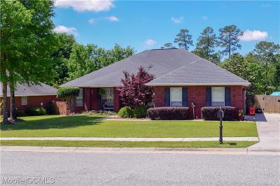 Baldwin County Single Family Home For Sale: 28303 Cypress Loop