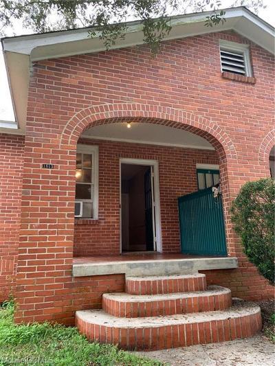 Mobile County Multi Family Home For Sale: 1813 Hunter Avenue