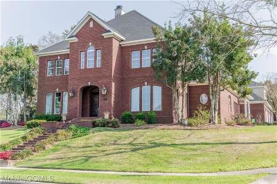 Single Family Home For Sale: 7589 Stone Creek Court