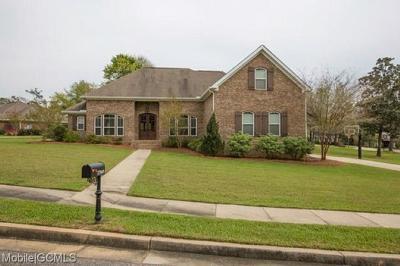 Baldwin County Single Family Home For Sale: 27849 Oakachoy Loop