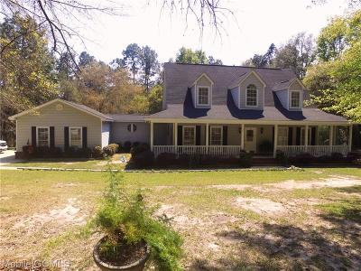 Mobile County Single Family Home For Sale: 1951 Radcliff Road