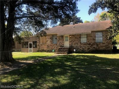 Chickasaw Single Family Home For Sale: 84 Lee Street