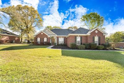 Semmes Single Family Home For Sale: 3370 Deer Track Drive