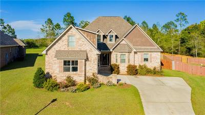 Baldwin County Single Family Home For Sale: 32320 Wildflower