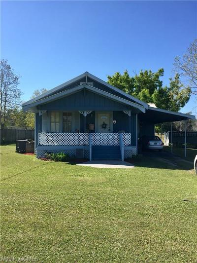 Grand Bay Single Family Home For Sale: 11031 McGehee Road