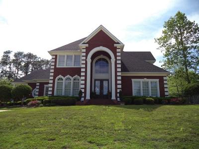 Mobile County Single Family Home For Sale: 1700 Rockview Circle