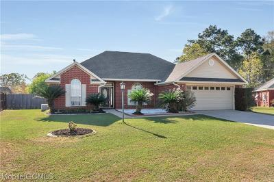 Mobile Single Family Home For Sale: 10190 Browning Place Court