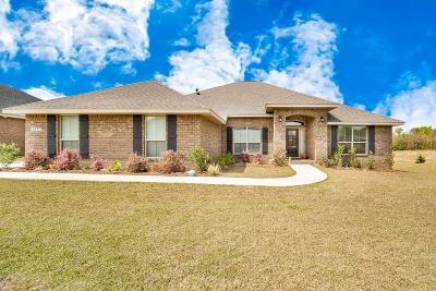 Semmes Single Family Home For Sale: 2277 Edison Drive
