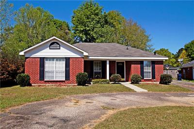 Semmes Single Family Home For Sale: 1875 Woodcrest Court