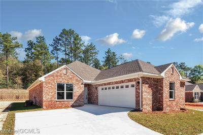 Mobile Single Family Home For Sale: 6920 Somerby Lane