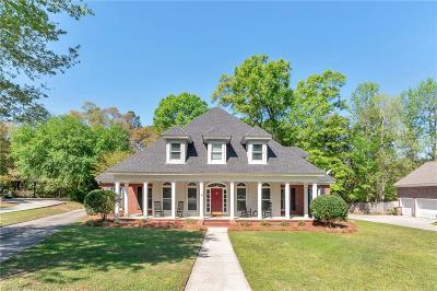 Mobile County Single Family Home For Sale: 303 Springhill Woods Drive W