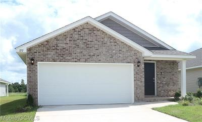 Mobile County Single Family Home For Sale: 1131 Ridgeview Court