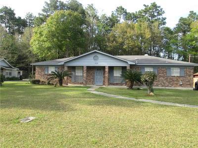 Satsuma Single Family Home For Sale: 428 Audubon Drive N
