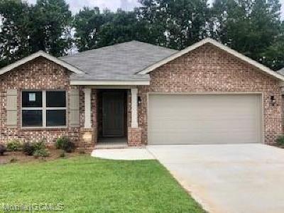 Semmes Single Family Home For Sale: 1288 Colleton Drive E