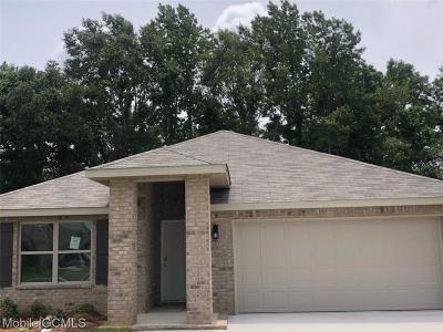 Semmes Single Family Home For Sale: 1284 Colleton Drive E