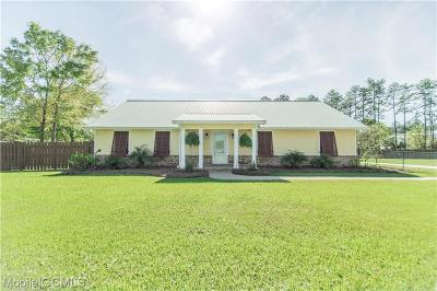 Theodore Single Family Home For Sale: 11246 Ann Road