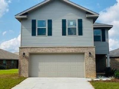 Semmes Single Family Home For Sale: 1311 Colleton Drive E