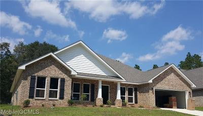 Semmes Single Family Home For Sale: 8268 Windmere Drive