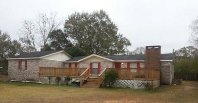 Grand Bay Single Family Home For Sale: 14171 Joe Hamilton Road