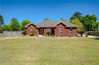 Semmes Single Family Home For Sale: 8690 Pecan Court