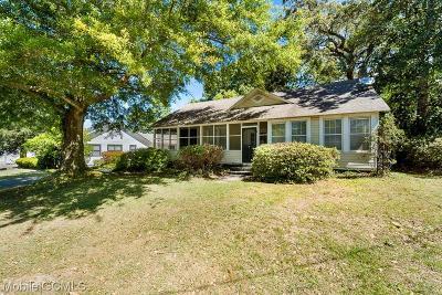 Baldwin County Single Family Home For Sale: 9 White Avenue