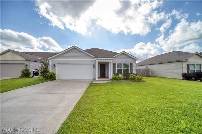 Semmes Single Family Home For Sale: 3827 Kendall Brook Drive