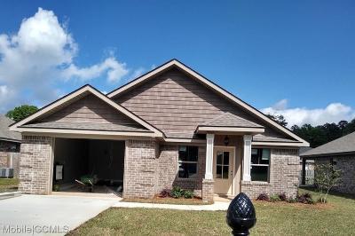 Satsuma Single Family Home For Sale: 5454 Ryan Street