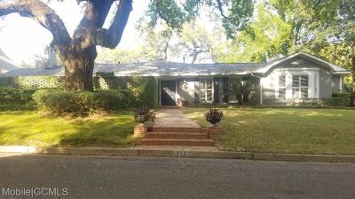 Mobile County Single Family Home For Sale: 314 Avalon Street