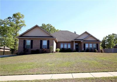 Saraland Single Family Home For Sale: 3305 Abbey Drive
