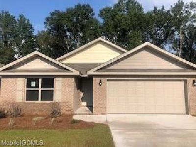 Semmes Single Family Home For Sale: 1264 Colleton Drive E
