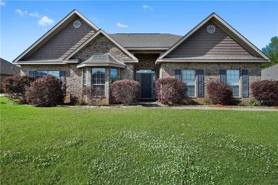 Semmes Single Family Home For Sale: 9710 Winchester Drive N