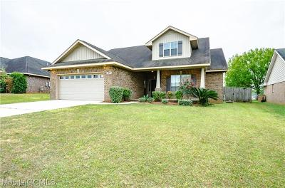 Theodore Single Family Home For Sale: 8275 Savage Loop