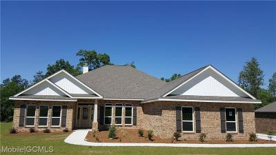 Semmes Single Family Home For Sale: 2400 Driftwood Loop W