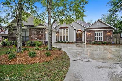 Baldwin County Single Family Home For Sale: 25964 Tealwood Drive