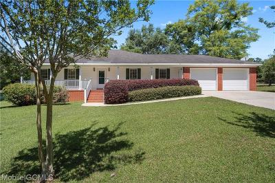 Semmes Single Family Home For Sale: 8980 Eastwood Drive