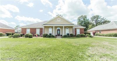 Semmes Single Family Home For Sale: 3949 Symphony Way W