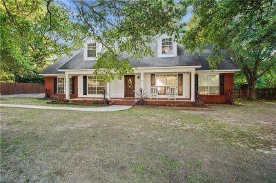Mobile County Single Family Home For Sale: 3920 Pelham Drive